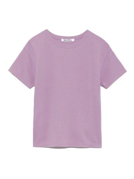 ムジTシャツ(PNK-F)
