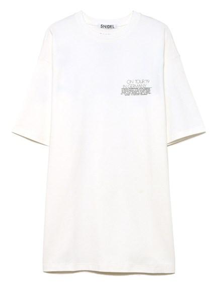 QUEEN ロゴTシャツ