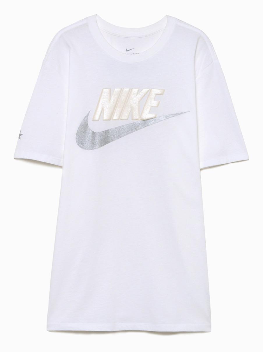 NIKE T-shirt(WHT-M)