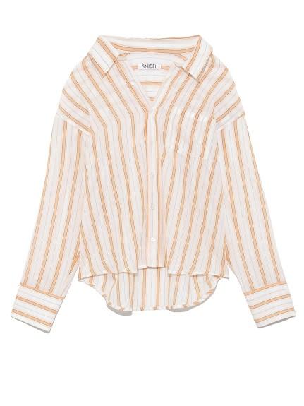 シンプルコットンシャツ(ORG-F)