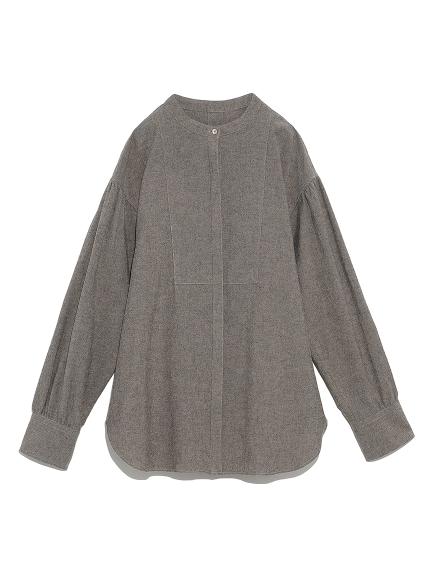 スタンドカラータキシードシャツ(BRW-0)
